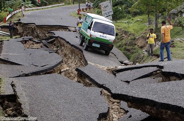 الكوارث الطبيعية