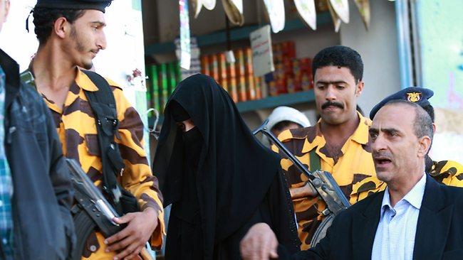 الهاربة السعودية
