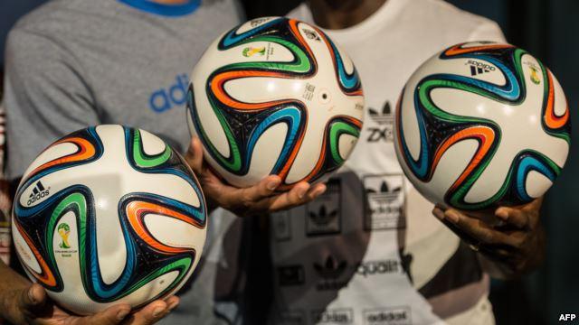 بالصور الكره الرسميه العالم 2014 بالبرازيل