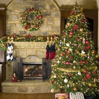 صور شجرة عيد الميلاد الكريسماس 2014