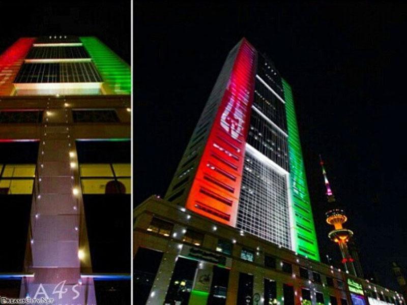 احتفال الكويت بالعيد الوطني