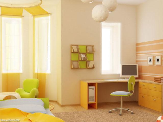 احدث غرف اطفال 2014 kids room 2014