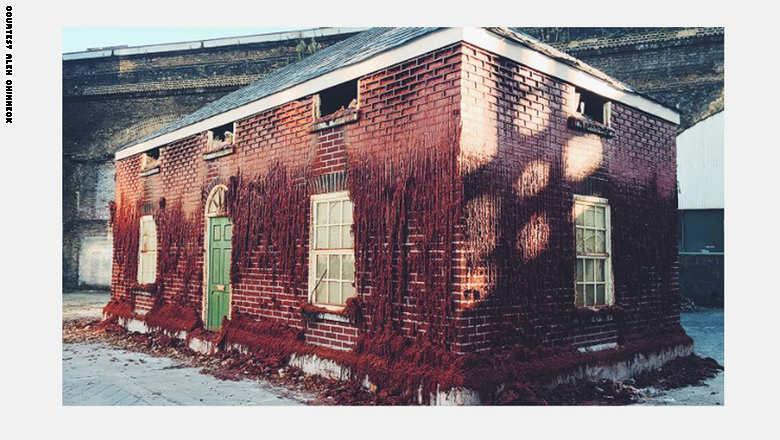 صور مباني تخدع الابصار