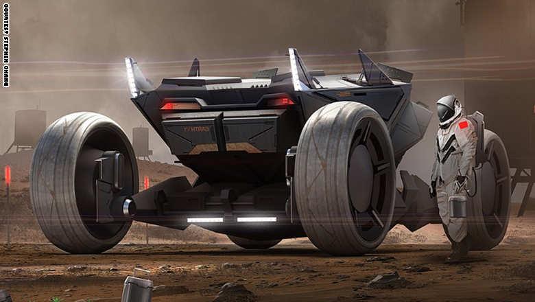 سيارات ومركبات المستقبل
