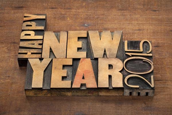 كروت معايدة للعام الجديد 2015