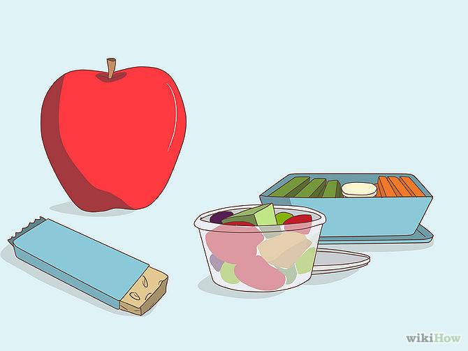 كيف تحمي نفسك مخاطر الطعام الغير صحي أثناء