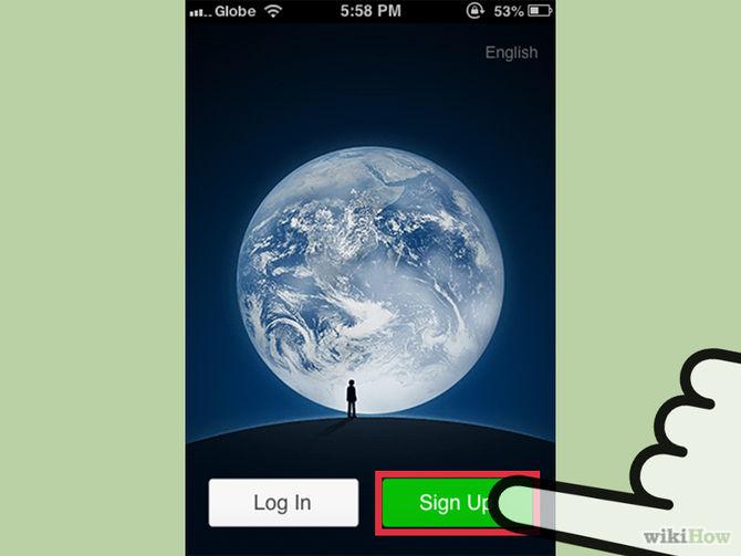 كيف يمكن تشغيل التراسل الفوري WeChat على الايفون