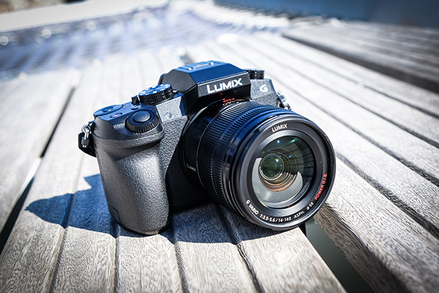 صور كاميرا باناسونيك الجديدة 2015