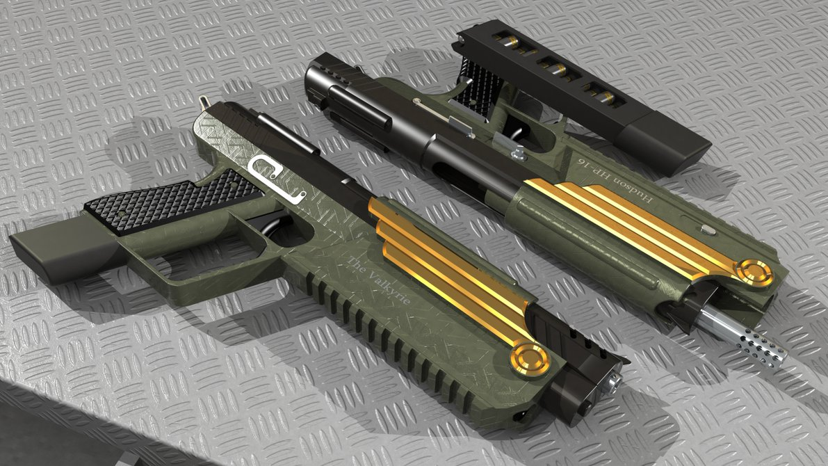 السلاح المتطور الحديث 2017