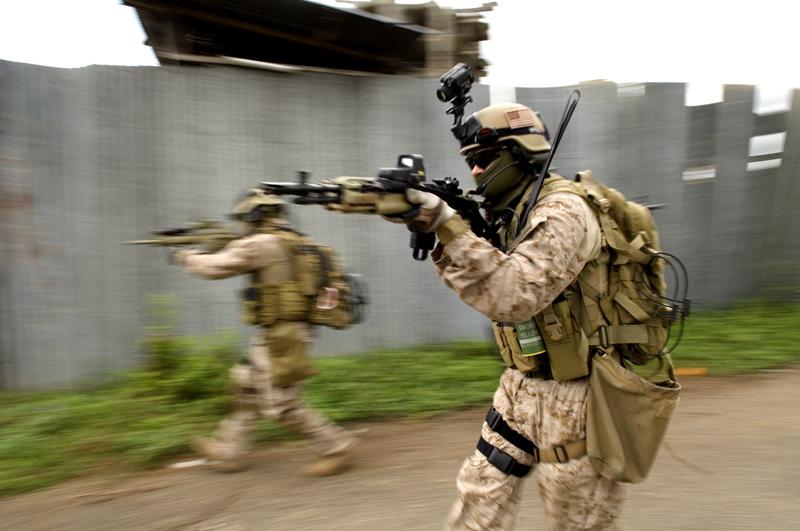 القوات الخاصة العالم 2017