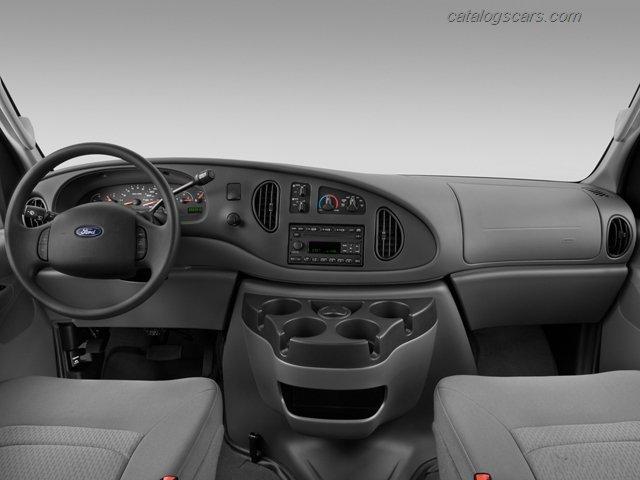 سيارة اكونولاين 2012 الداخل والخارج2012