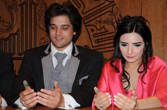 صور زواج ياسمين الجيلاني عمر خورشيد 2012