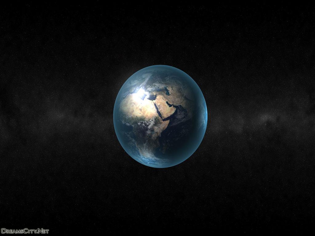 الكرة الارضية