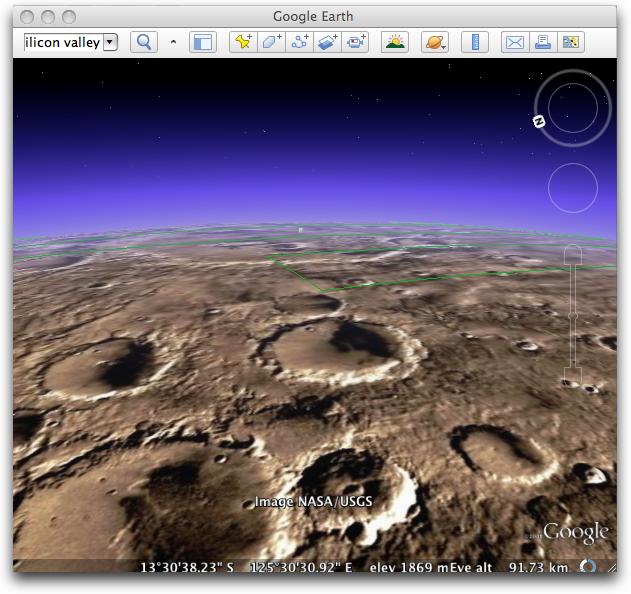 Google Earth 2012