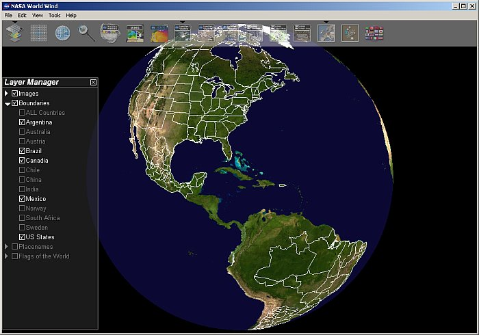 تشاهد الصورة ثابتة google earth شاهدها Nasa World