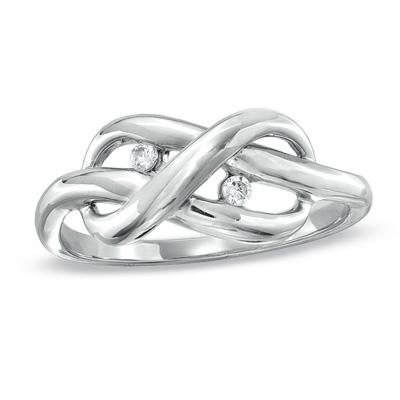 خواتم بلاحدود infinity ring