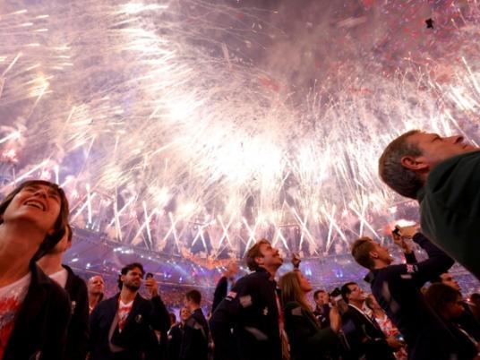 اختتام اولمبياد 2012,اجمل اختتام اولمبياد 2012