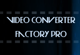 برنامج Video Converter Factory Pro 2.0 الفيديو