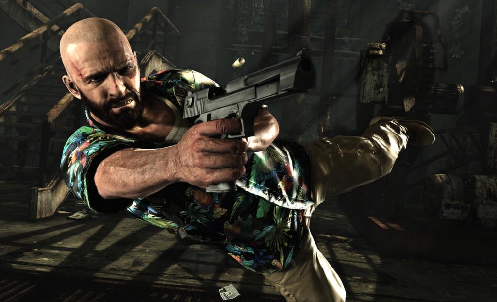 الاكشن Max Payne 2012