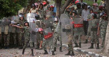 اخبار الجمعة 4/5/2012 واحداث الاشتباكات العباسية اخبار مظاهرات