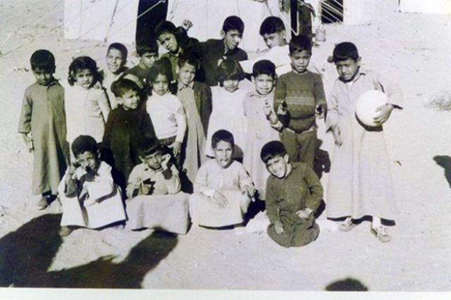 صور ناصر القصبي وهو صغير بالصور الفنان الكوميدي