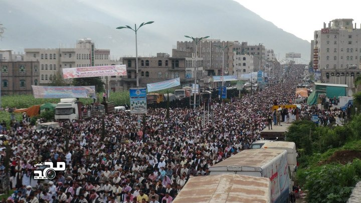 صور ثوار اليمن بعض مدن الجمهورية اول ايام