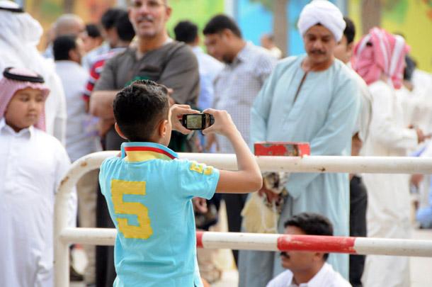 اطفال العيد 2012 الاحتفالات السعودية الفطر المبارك 1433