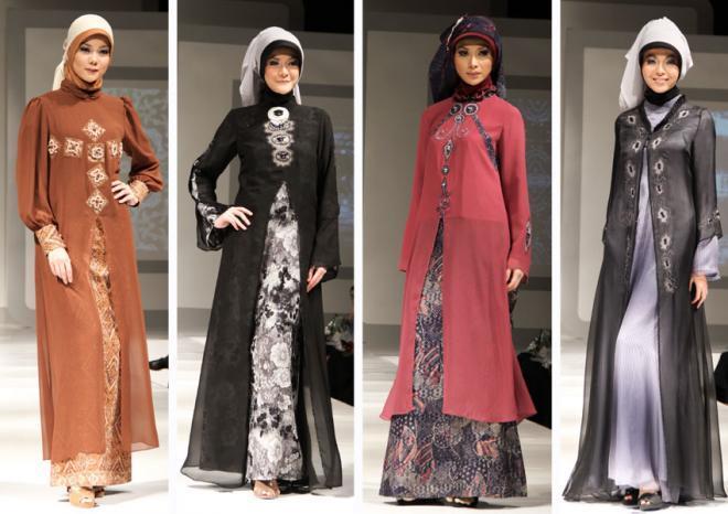 الموضة العصرية للمحجبات 2013 الاناقة والجمال تشكيلةلعام2013