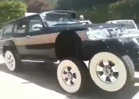 سيارة الشكل شوارع الامارات فيديو سيارة الدول الخليجية