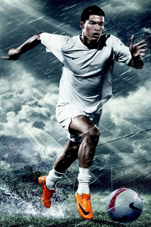 خلفيات ايفون كريستيانو رونالدو2012IPhone Wallpapers Cristiano Ronaldo 2012