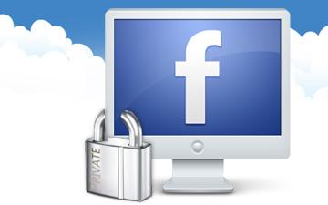 اعدادات الخصوصية في الفيس بوك