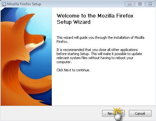 اصدار المتصفح العالمى Mozilla Firefox 6.0.1 Final الفايرفوكس