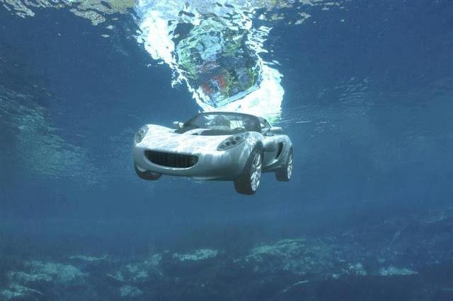 سيارة 2012 بالصور سيارة بالماء 2012