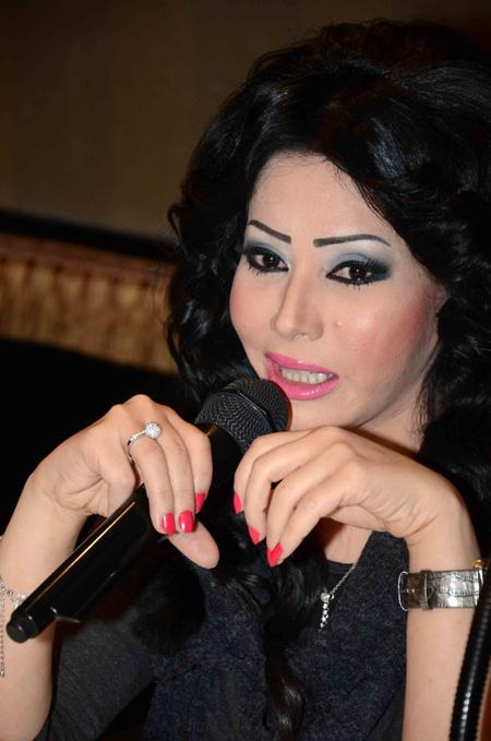 الفنانة السعودية 2012