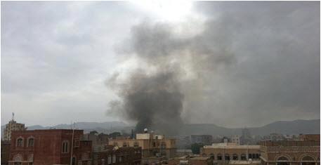 وفيديو التفجير رئاسة الوزراء العاصمة صنعاء الثلاثاء 11/9/2012