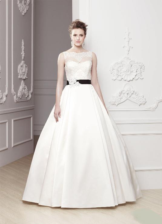 Красивые свадебные платья 2014 фото 6