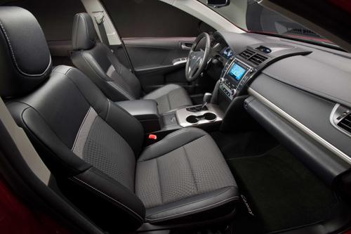 صور سيارة تويوتا كامري 2013 الداخل والخارج الأ