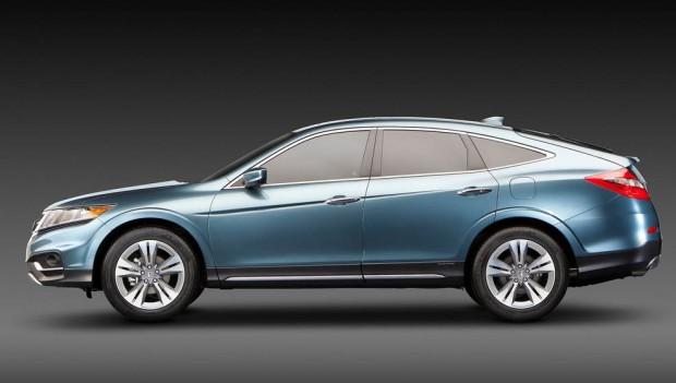 سيارات الجديدة Honda Crosst 2013