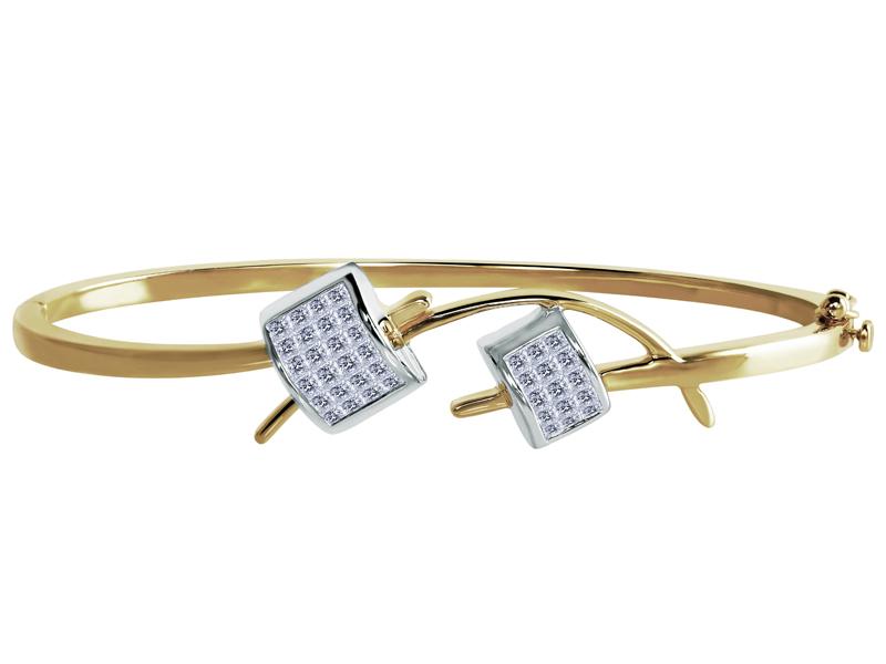 اروع تشكيلة اساور ذهبية Gold bracelets