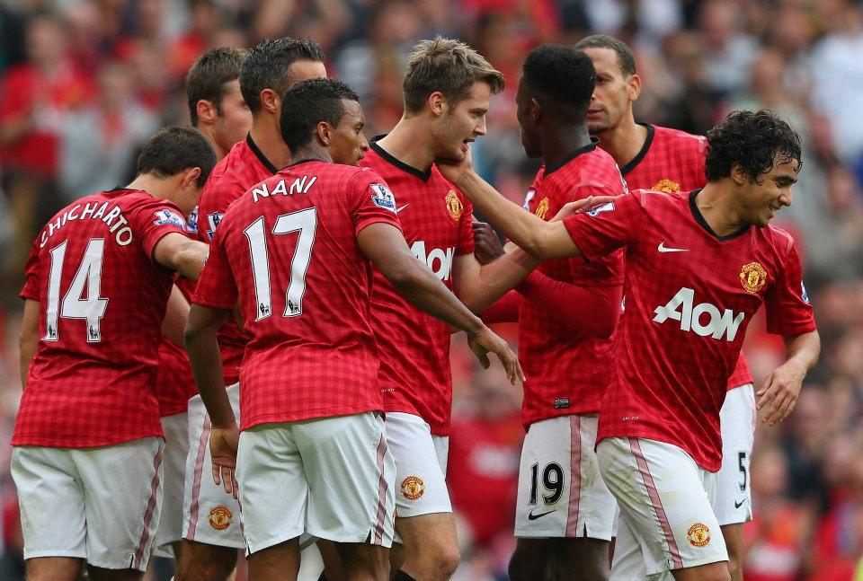 مباراة مانشستر يونايتد وويغان 4-0 United 4-0 Wigan