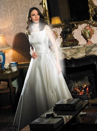 فساتين العروس العمر الزفاف 2013
