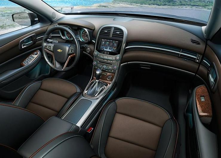 سيارة شفروليت Chevrolet Malibu 2013