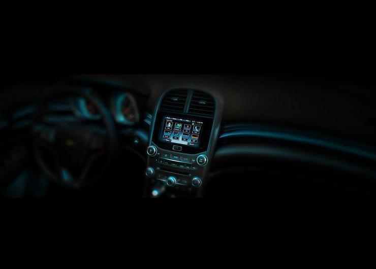 سيارة جديدة شفروليت Chevrolet Malibu 2013