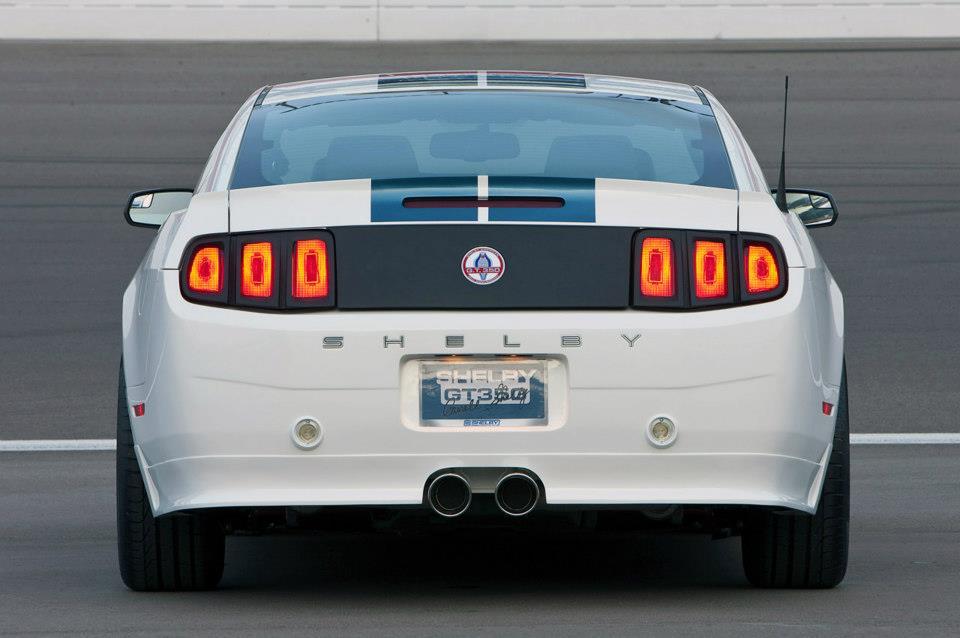 سياره Shelby GT350