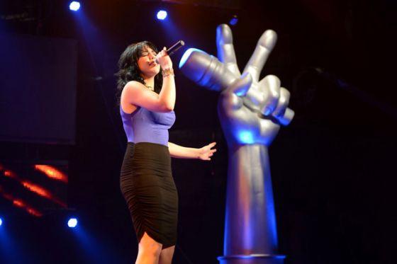 برنامج The Voice برنامج 2012