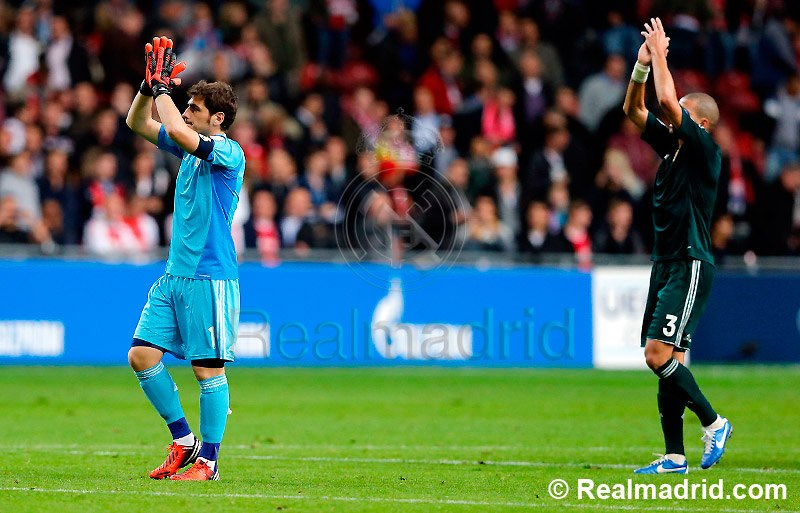 ويوتيوب اهداف مباراة اياكس ابطال اوروبا 2012-2013 Ajax