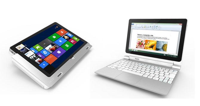 مواصفات الجهاز اللوحي الجديد Acer Iconia W700