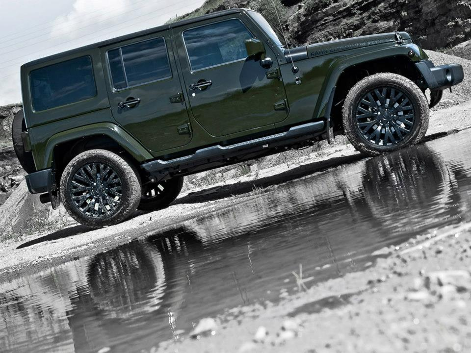 Kahn Expedition Jeep