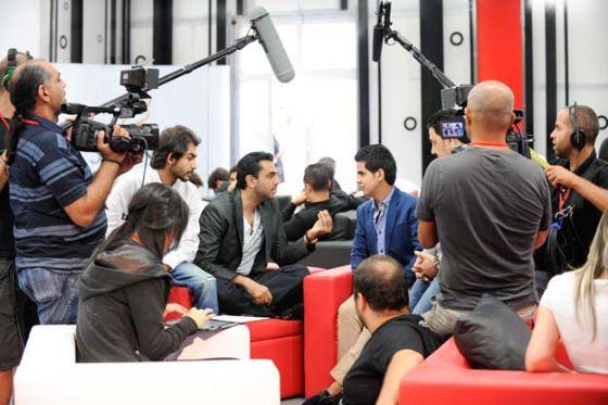 صور قصي حاتم العراقي برنامج احلى صوت 2012
