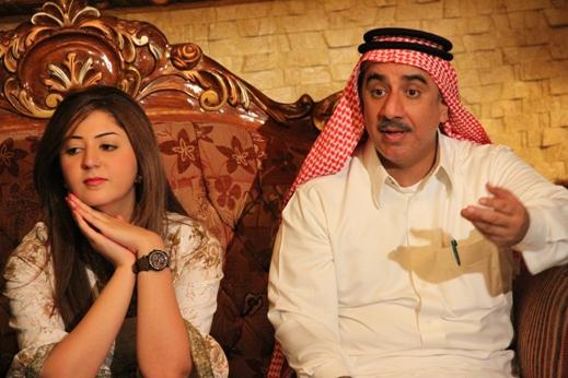 الفنانة السعودية